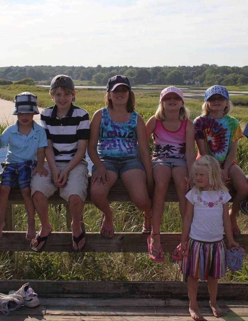 Kids dunes
