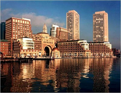 Boston+Harbor+Hotel,+Boston