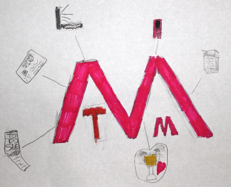 Multi task mom logo