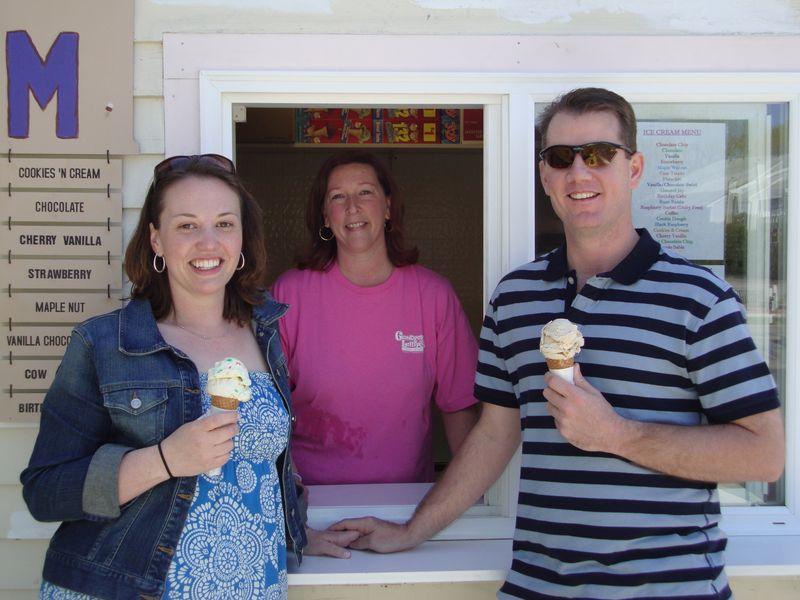 JB ice cream